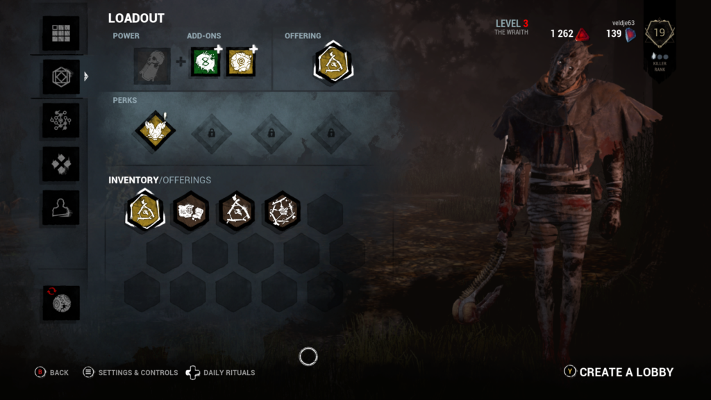 Dead by Daylight wraith   What perks are the best for the
